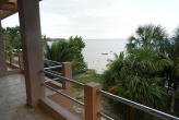 View of Corozal Bay from the Condos