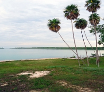 View of Corozal Bay from Condos at Playa del Consejo
