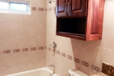 Bathroom Cabinets and Sink